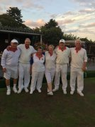 Bill Wickes Shield-Martin,Bruce,Marina,Bev,Howard,Joe