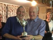 Bruce & Dave: Roy Gilbert Cup Winners 2017