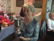 Sylvia: Joint Ladies Pairs Winner 2017