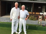 Lilley Cup Finalists: J. O'Hara (winnner)/ M. Swannell