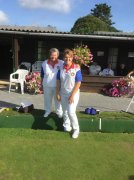 Ladies' Handicap - Marina & Karen