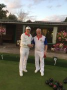Golden Oldies' Winners - Howard & Ray